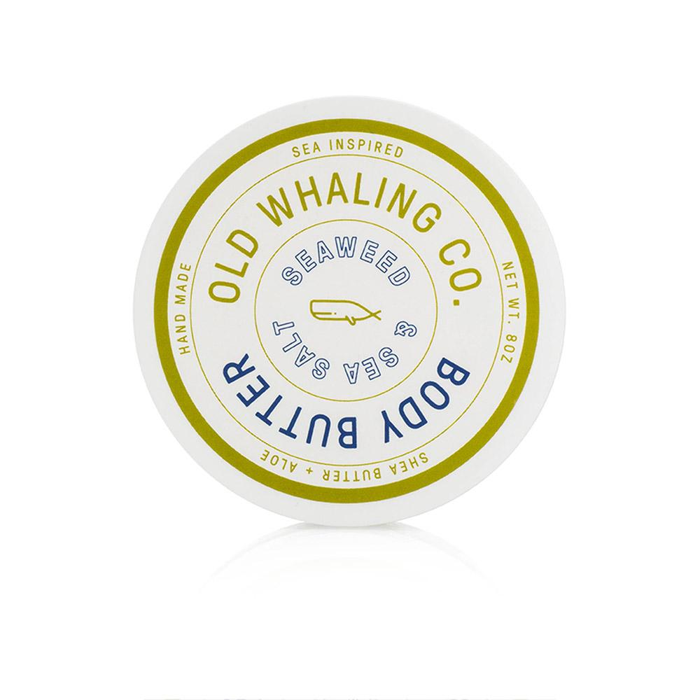 Old Whaling Company Seaweed and Sea Salt Body Butter