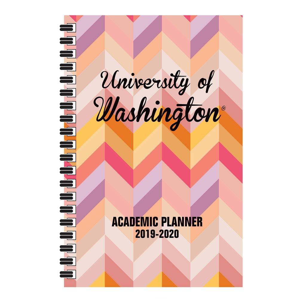 2019-2020 Trend UW Academic Spiral Student Planner