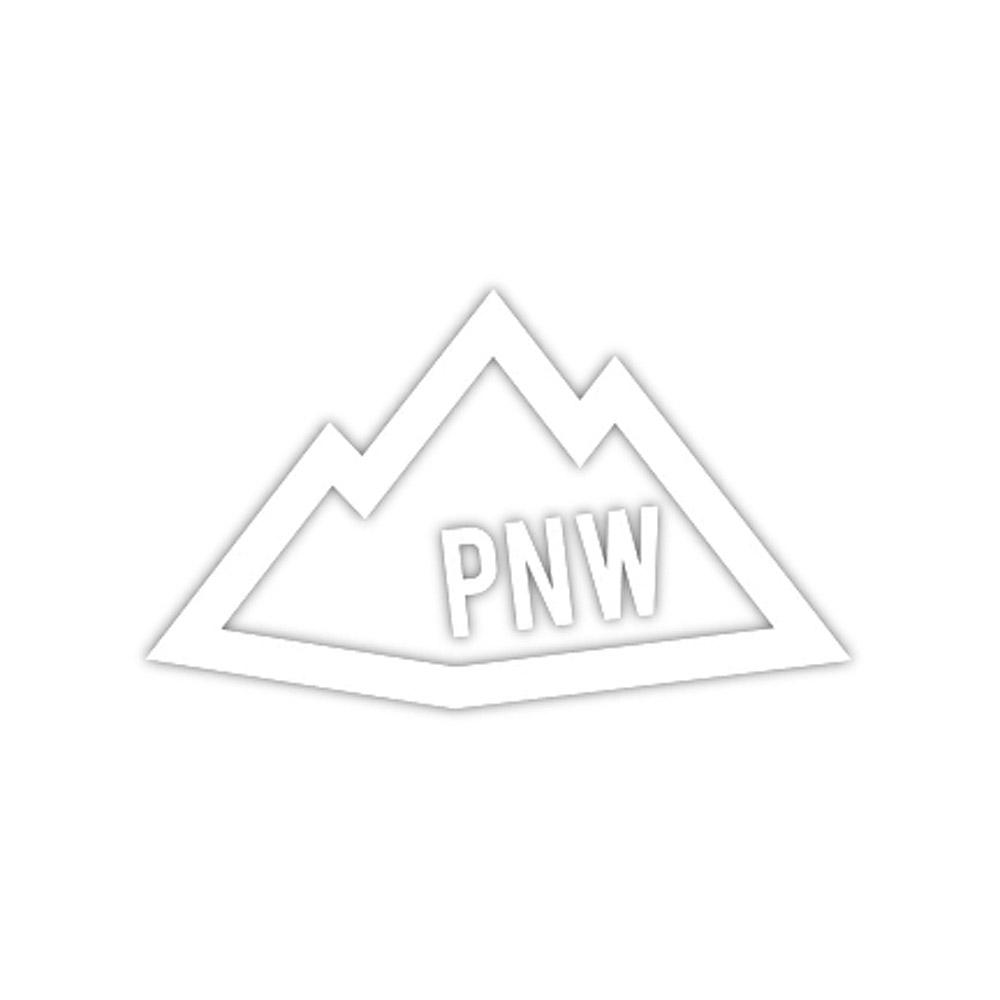 Stickers Northwest PNW Mountain Sticker