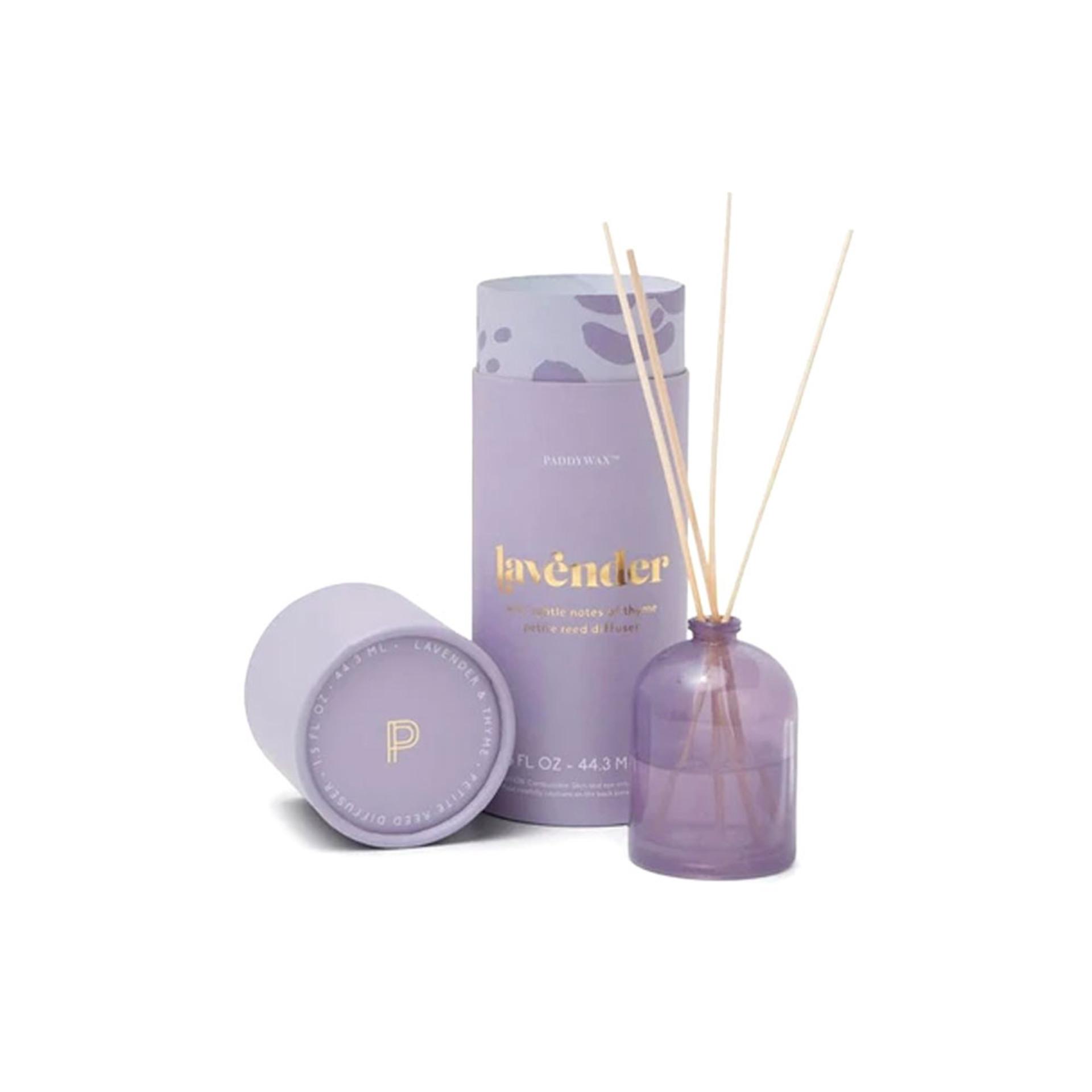 Paddywax Lavender Petite Diffuser