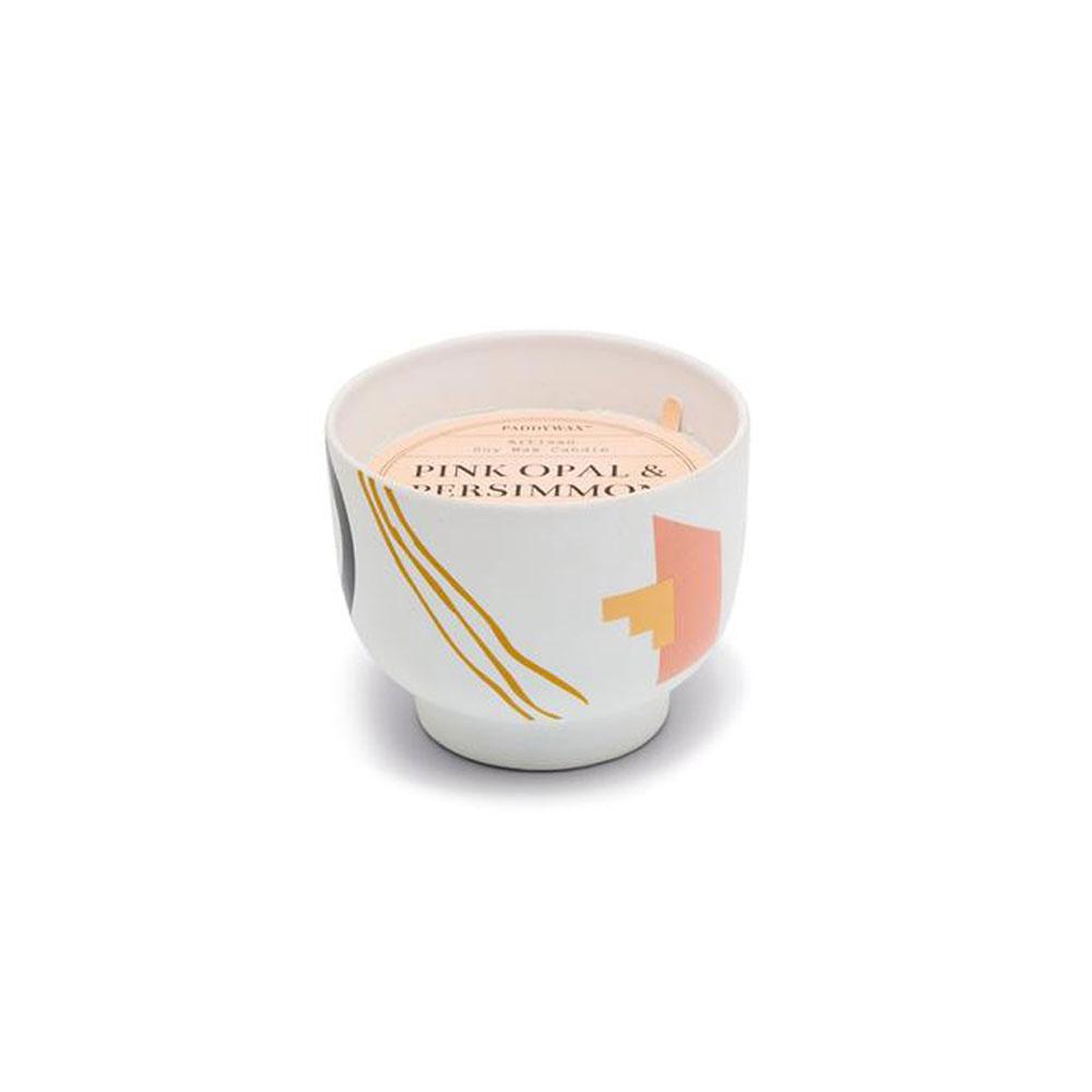 Paddywax Pink Opal and Persimmon Wabi Sabi Candle