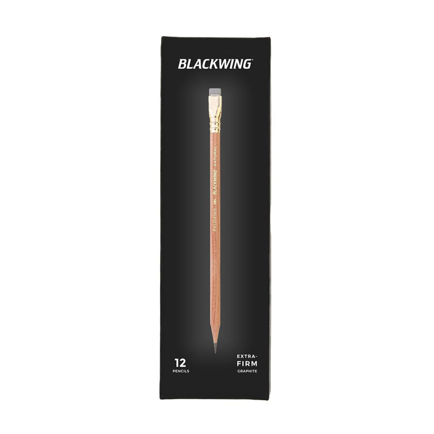 Palomino Blackwing Natural Extra Firm Graphite Pencil 12ct