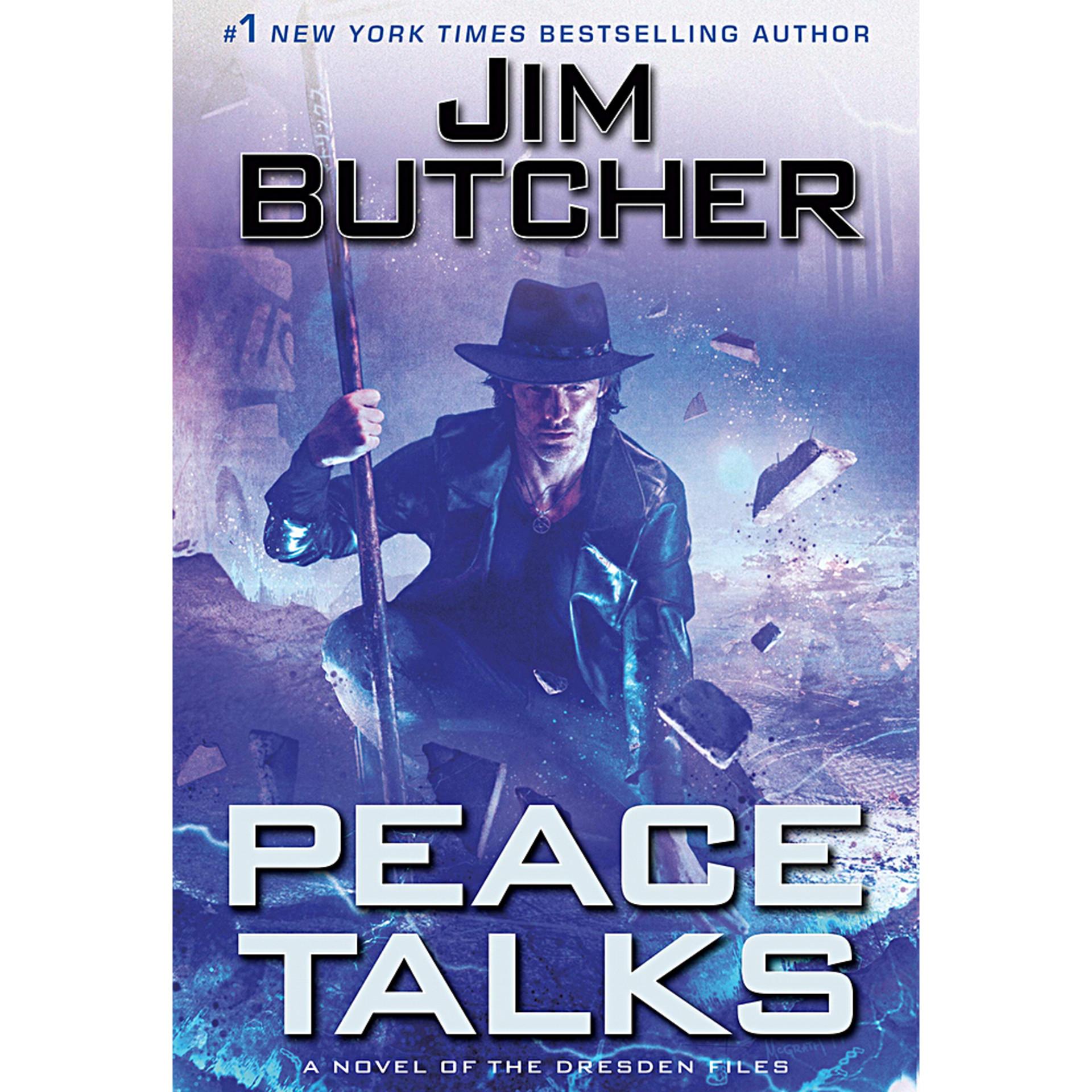 Peace Talks by Jim Butcher