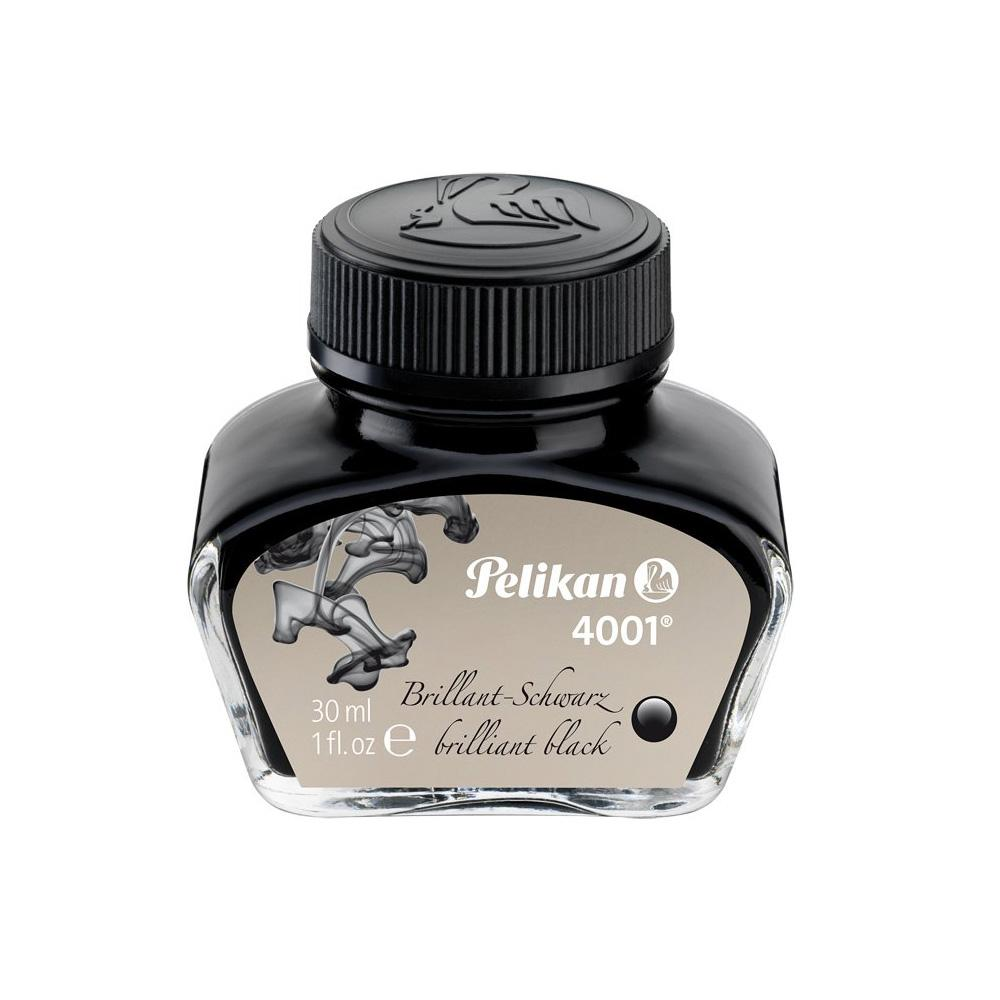 Pelikan 4001 30ml Fountain Pen Ink Black