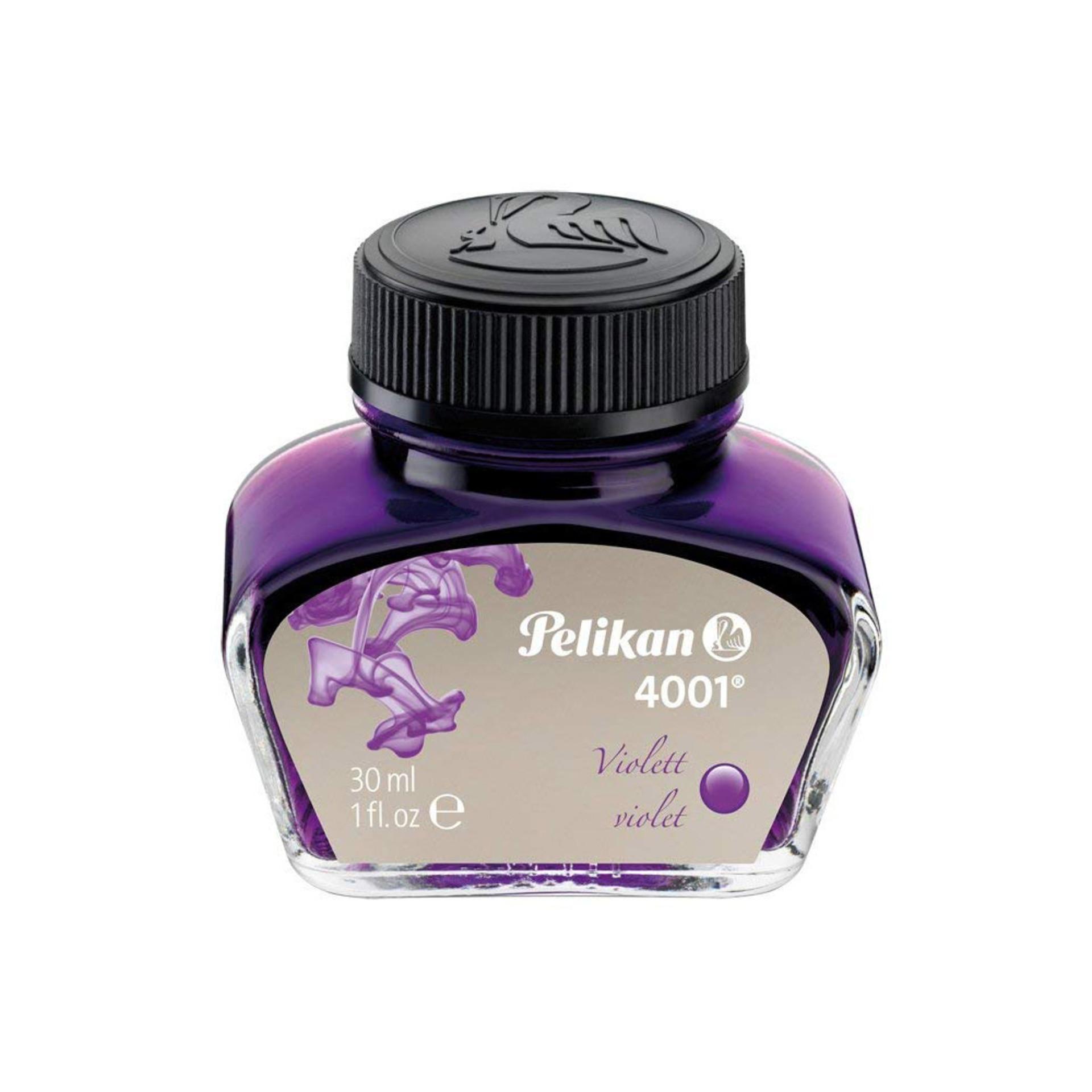 Pelikan 4001 Fountain Pen Ink Violet 30ml