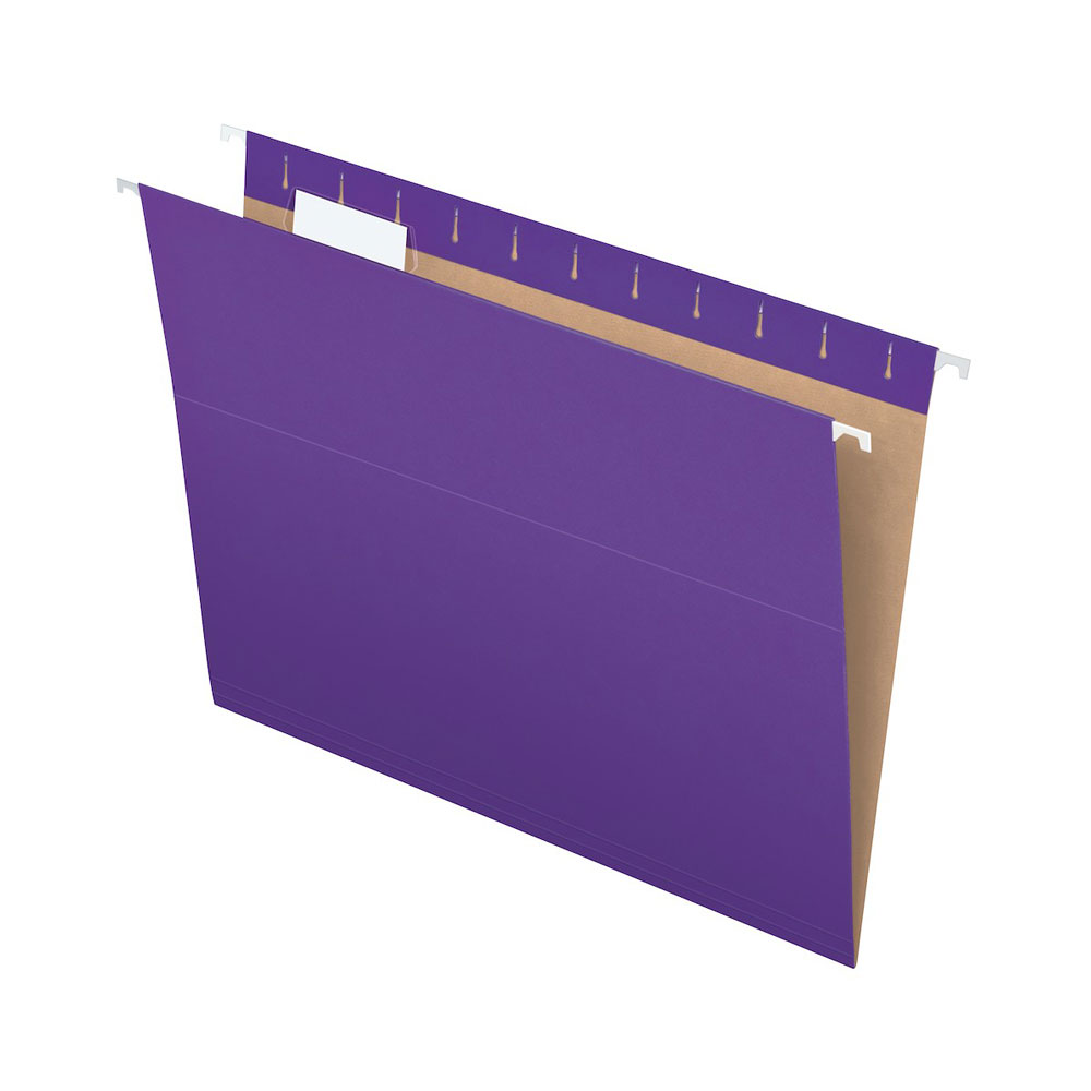 Pendaflex Hanging File Folder 1/5 Cut 25-count