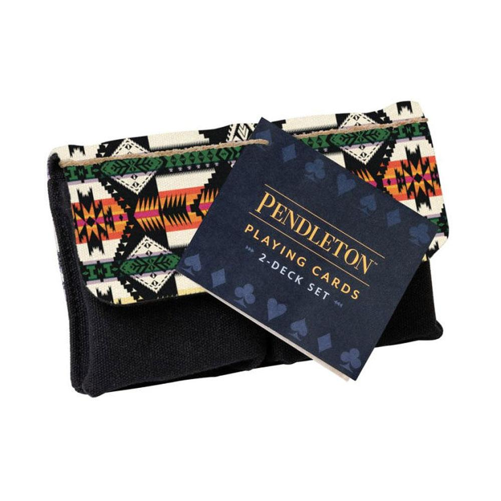Pendleton Playing Cards by Pendleton Woolen Mills