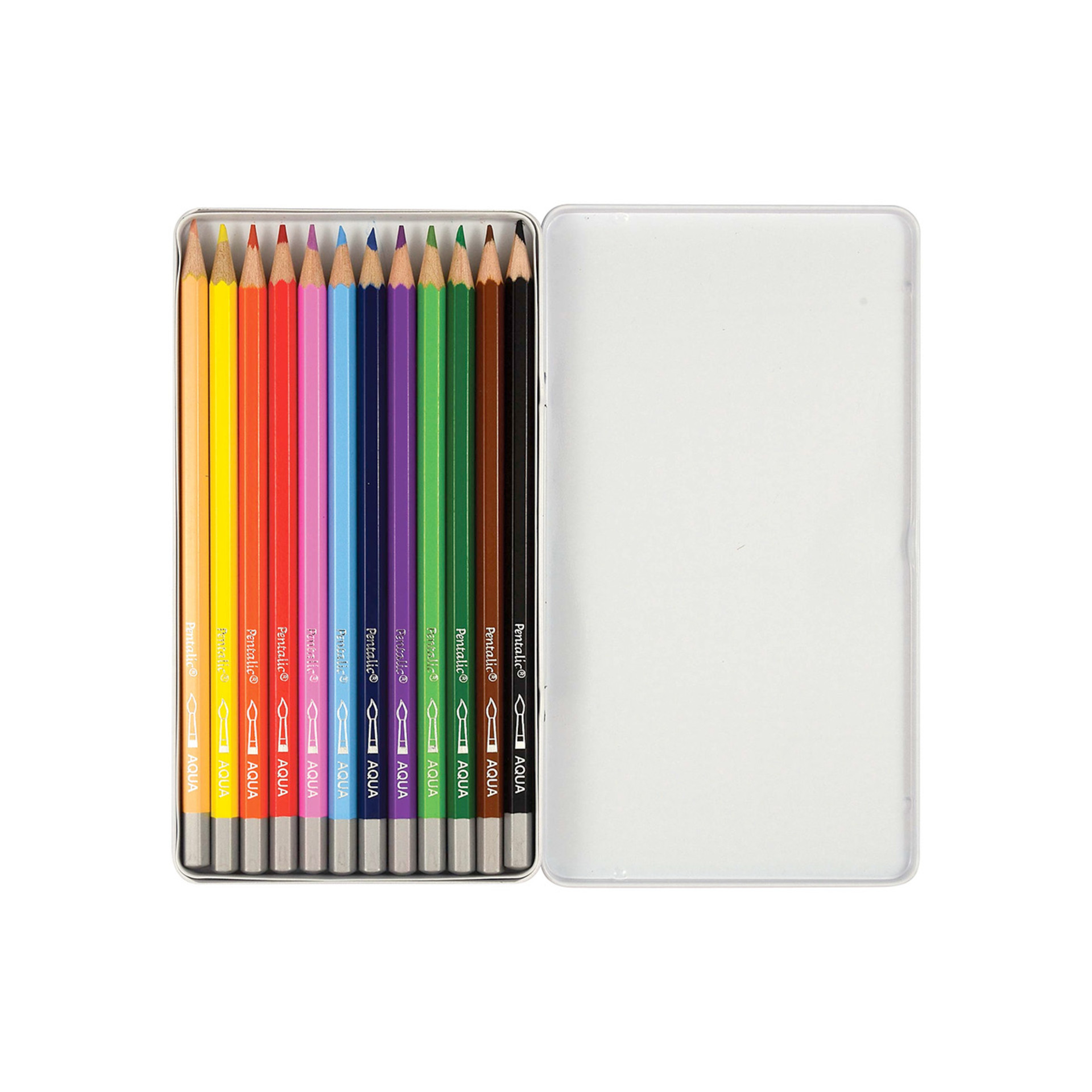 Pentalic Watercolor Pencil Set 24