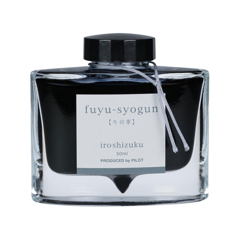 Pilot Iroshizuku 50ml Fountain Pen Ink Fuyu Syogun