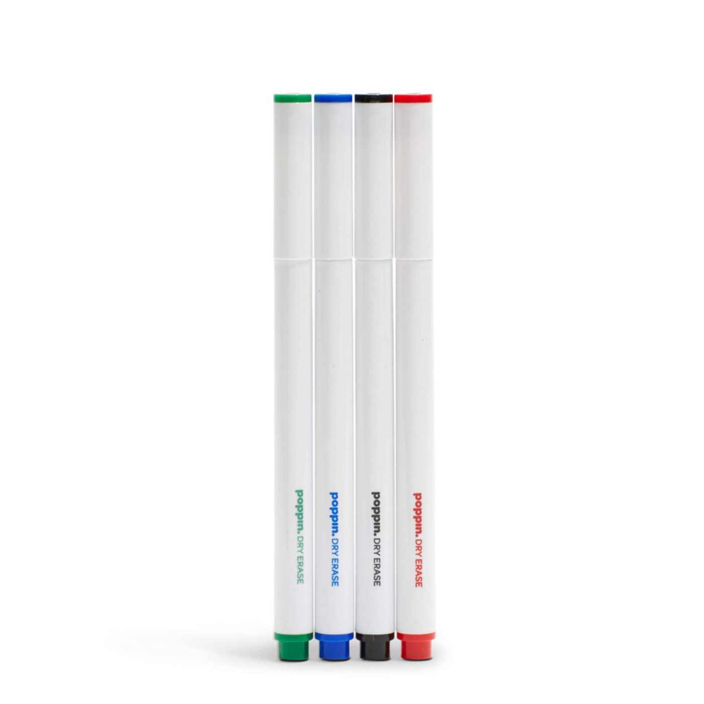 Poppin Slim Dry Erase Markers