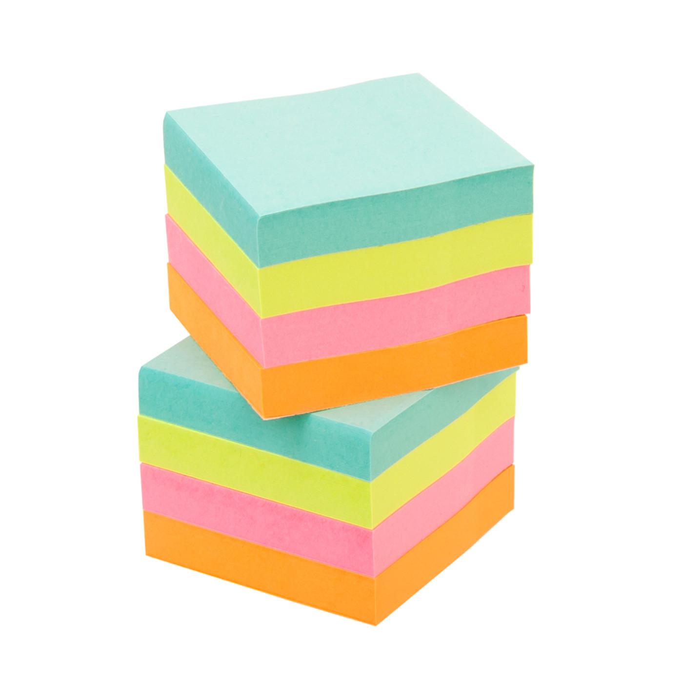 Post-it Miami Collection Super Sticky Notes