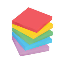 """Post-it Ultra Neon 3""""x3"""" Super Sticky Note 90 Sheets"""