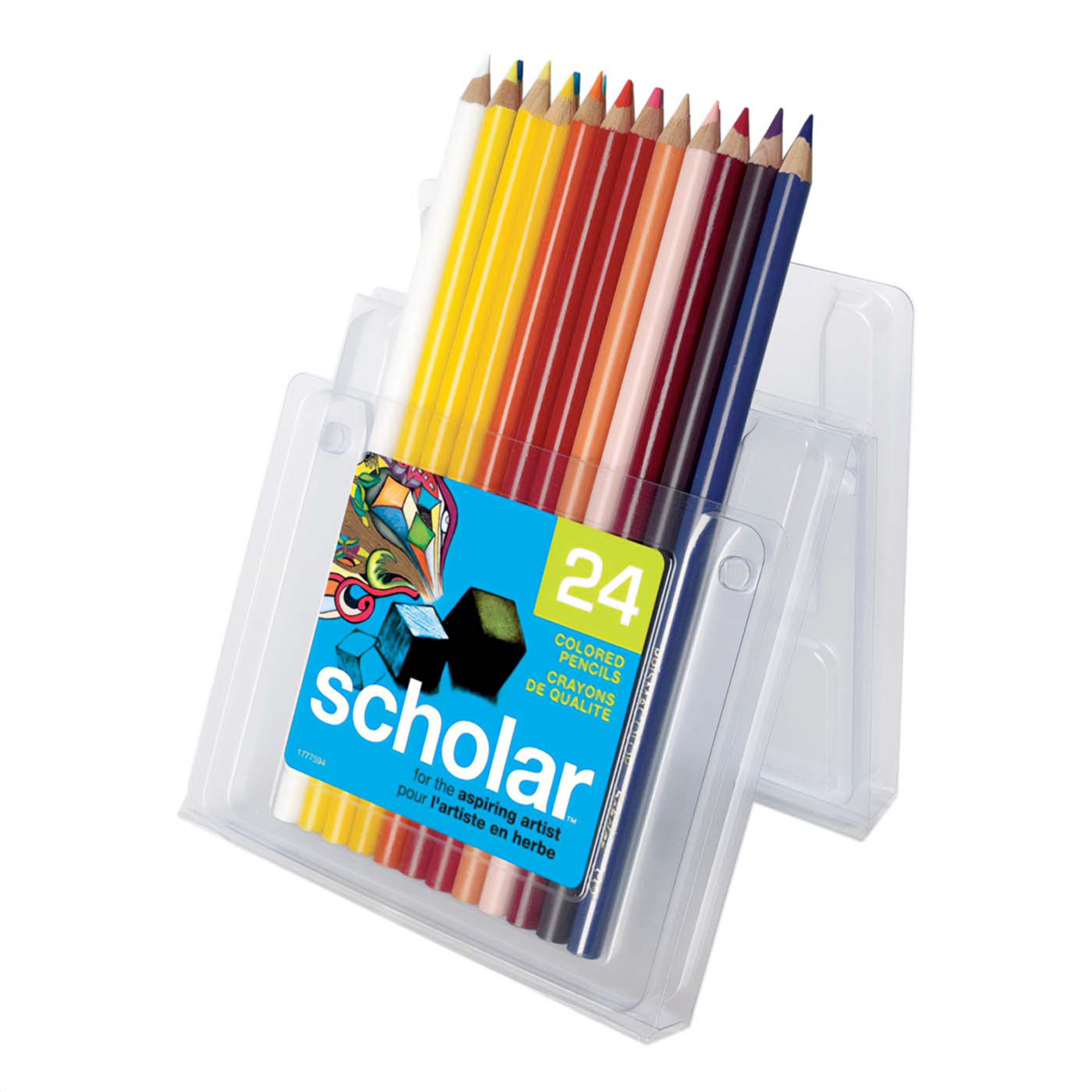 Prismacolor Scholar Colored Pencil Set 24
