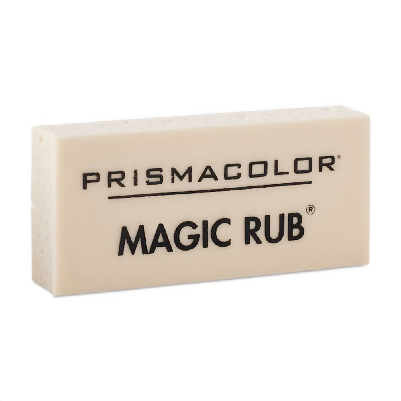 Prismacolor White Vinyl Magic Rub Eraser