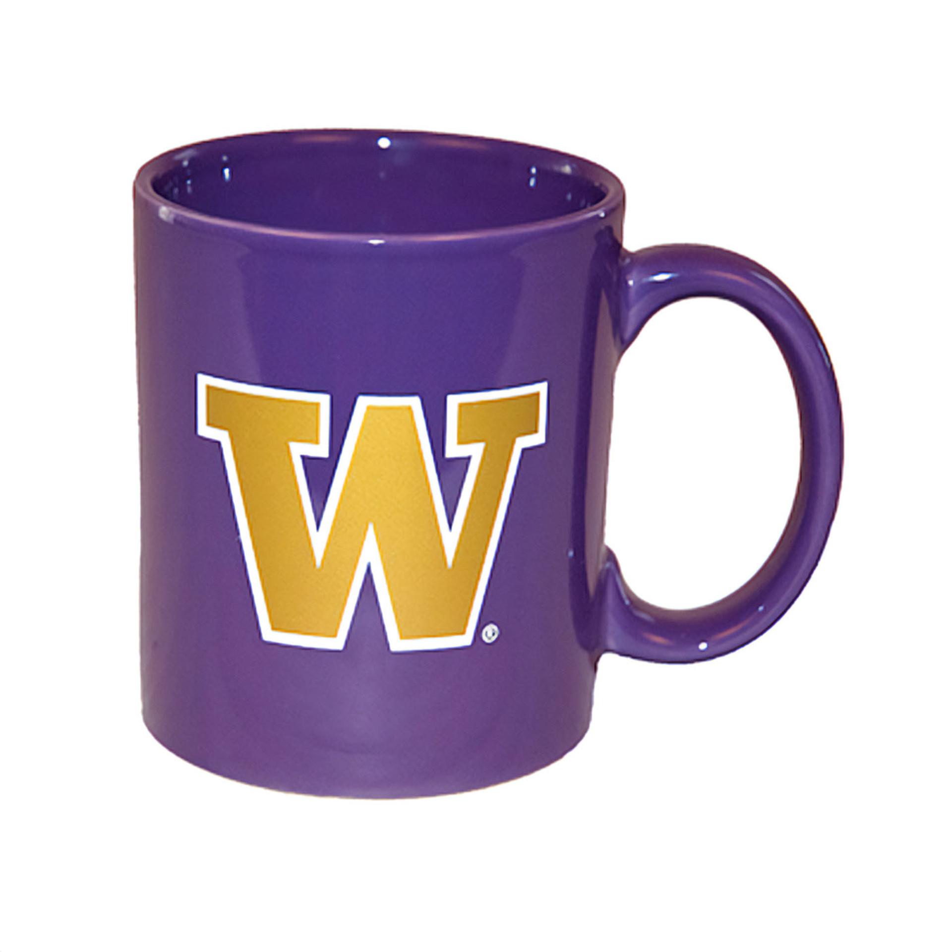 UW Ceramic Mug Purple