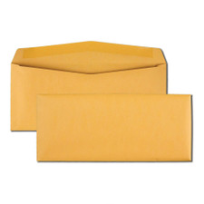 Quality Park Gummed Kraft Business Envelopes No. 12