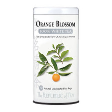 Republic of Tea Orange Blossom White Tea