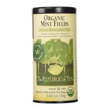 Republic of Tea Organic Mint Fields Herb Tea