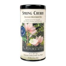 Republic of Tea Spring Cherry Tea