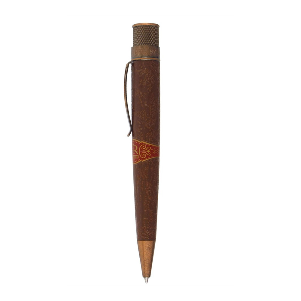 Retro 1951 Big Shot Cigar Rollerball Pen Side