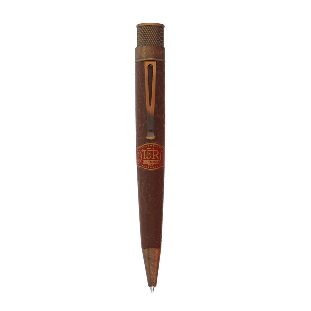 Retro 1951 Big Shot Cigar Rollerball Pen Front