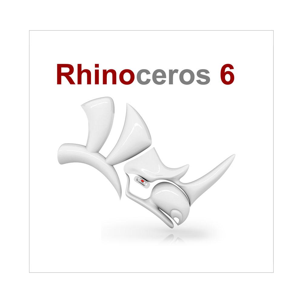 Rhino 6 software