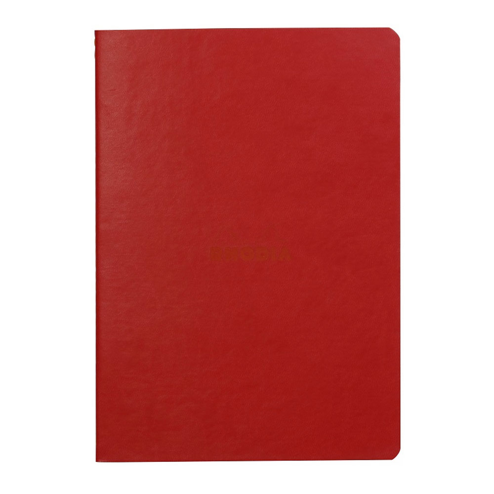 Rhodia Dotted A5 Rhodiarama Soft Cover Notebook 32ct – Poppy