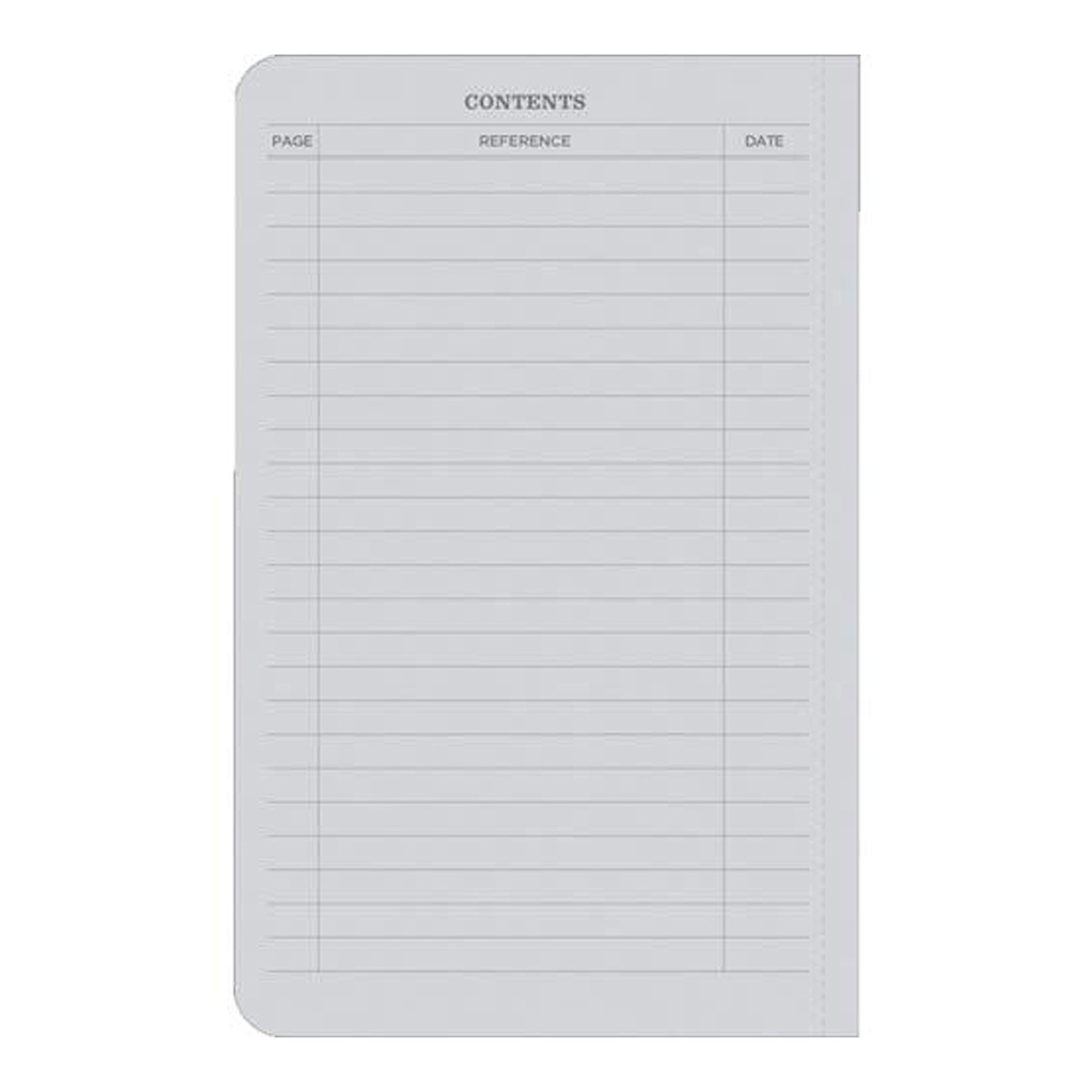"""Rite in the Rain Universal Field Notebook 43/4""""x71/2"""" Page"""