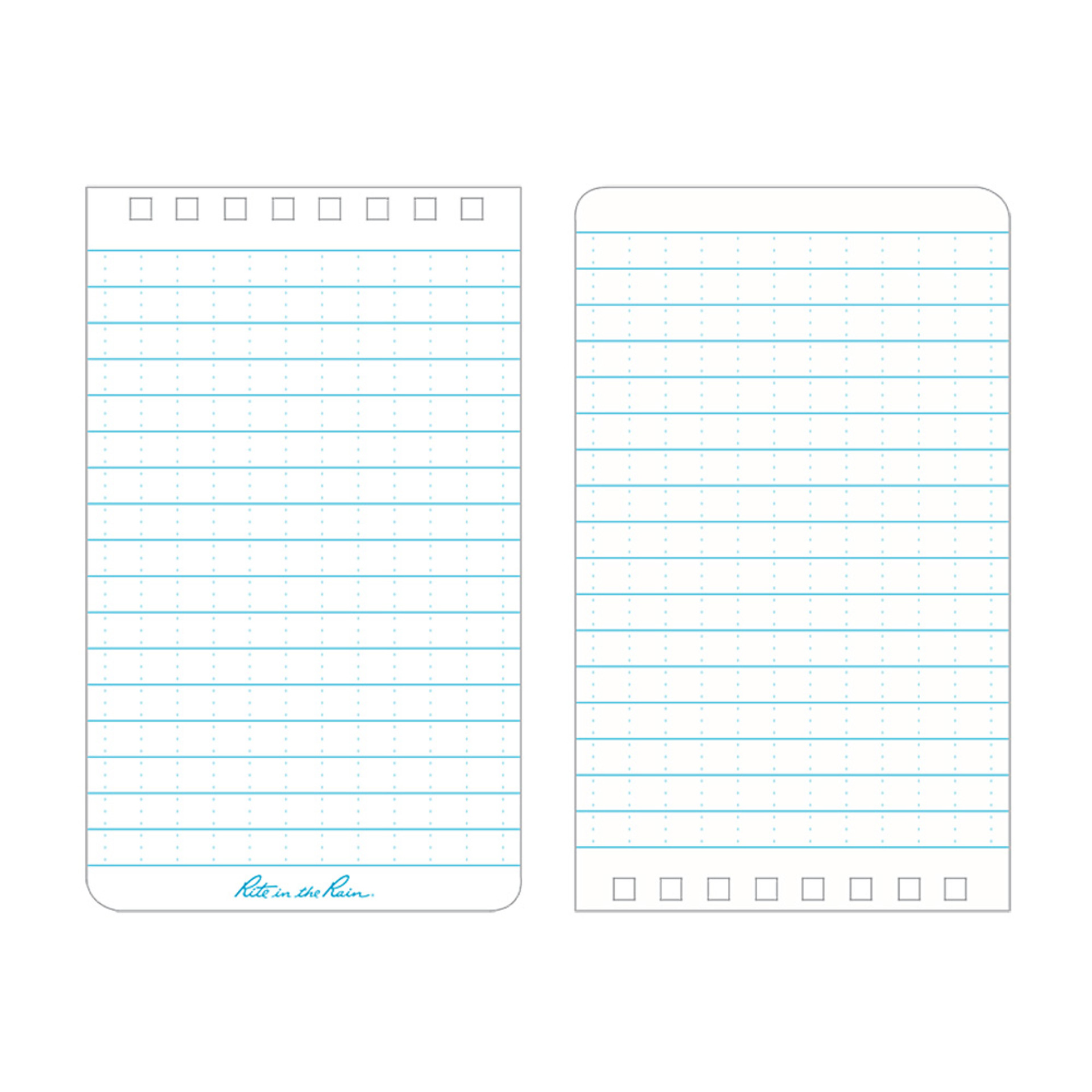 Rite in the Rain Memo Notebook Paper