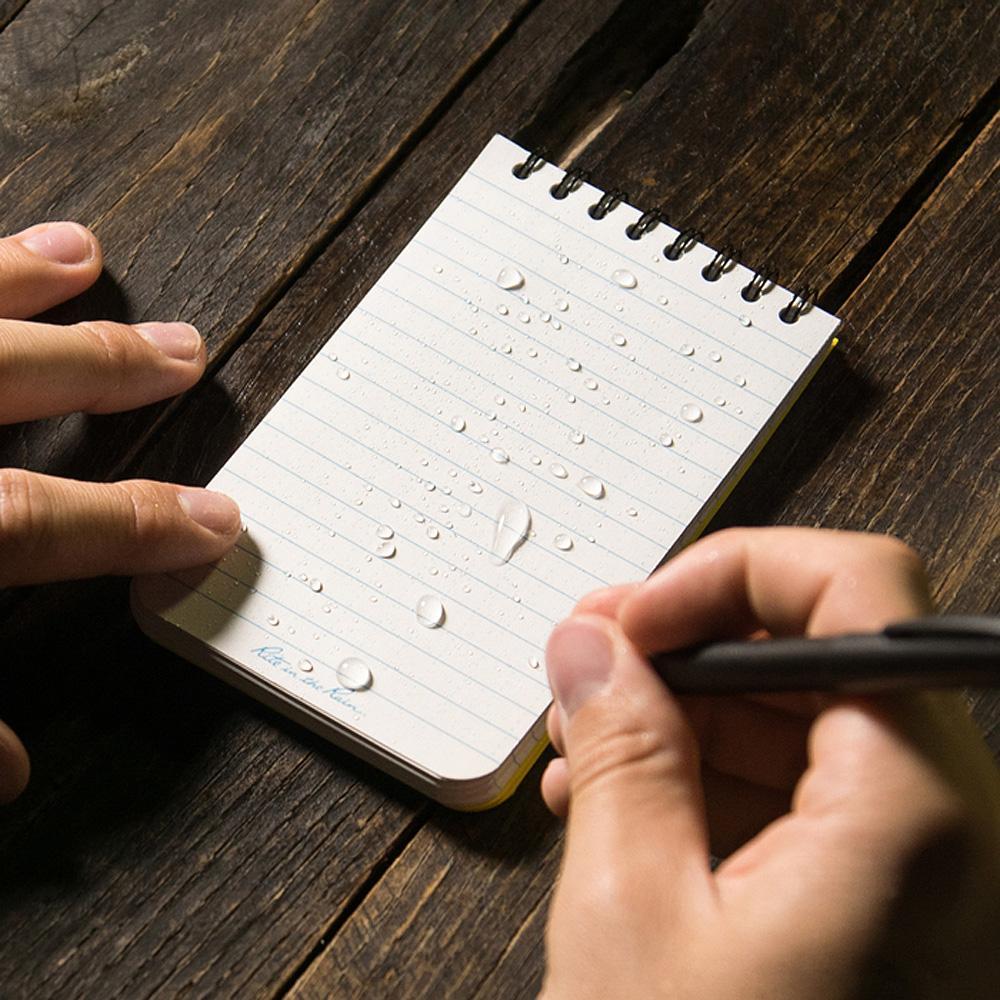 Rite in the Rain Spiral Memo Notebook
