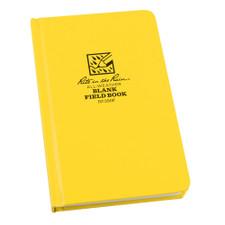 """Rite in the Rain Notebook Yellow 4-3/8""""x7-1/2"""" Hardbound"""