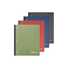 Roaring Spring 1 Subject College Recycled Notebook