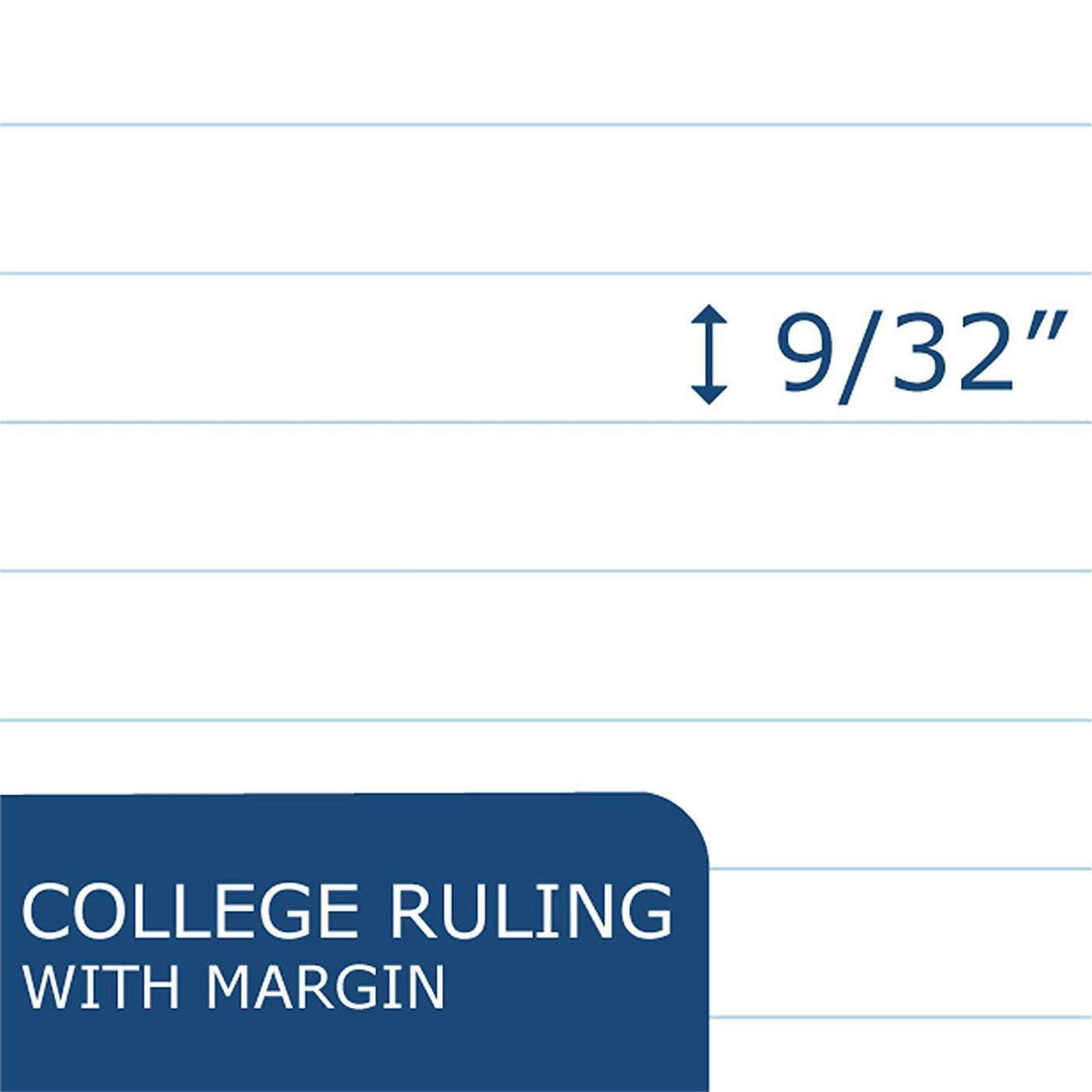 "Roaring Spring Notebook Paper 9.75""x7.5"""