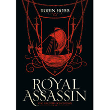 Royal Assassin - The Illustrated Edition by Robin Hobb