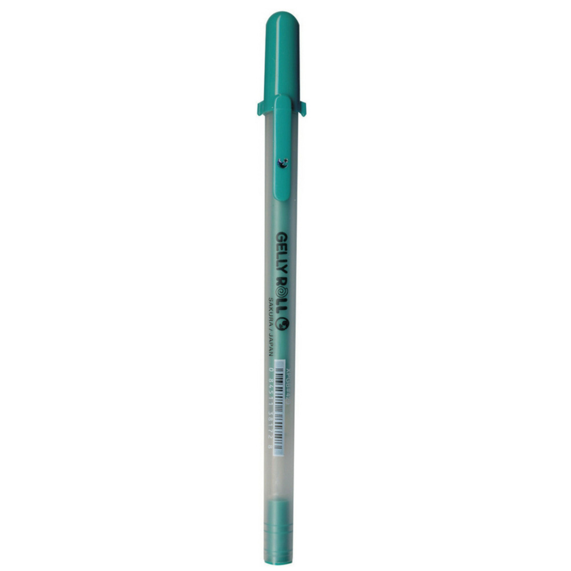 Sakura Moonlight 10 Bold Point Gelly Roll – Green