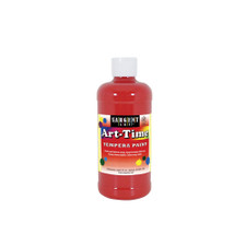 Sargent Art Time 8oz. Tempera Paint – Red