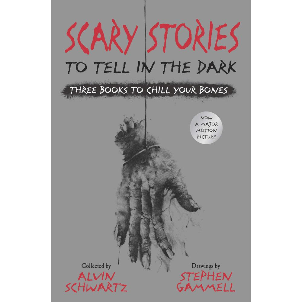 Scary Stories to Tell in the Dark by Alvin Schwartz - University Book Store