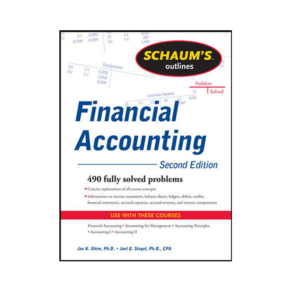 Schaum's Financial Accounting (2E 12)