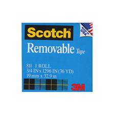 "Scotch Magic 1/2""X1296"" Tape"