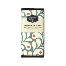 Seattle Chocolates Distilled Mint Truffle Bar