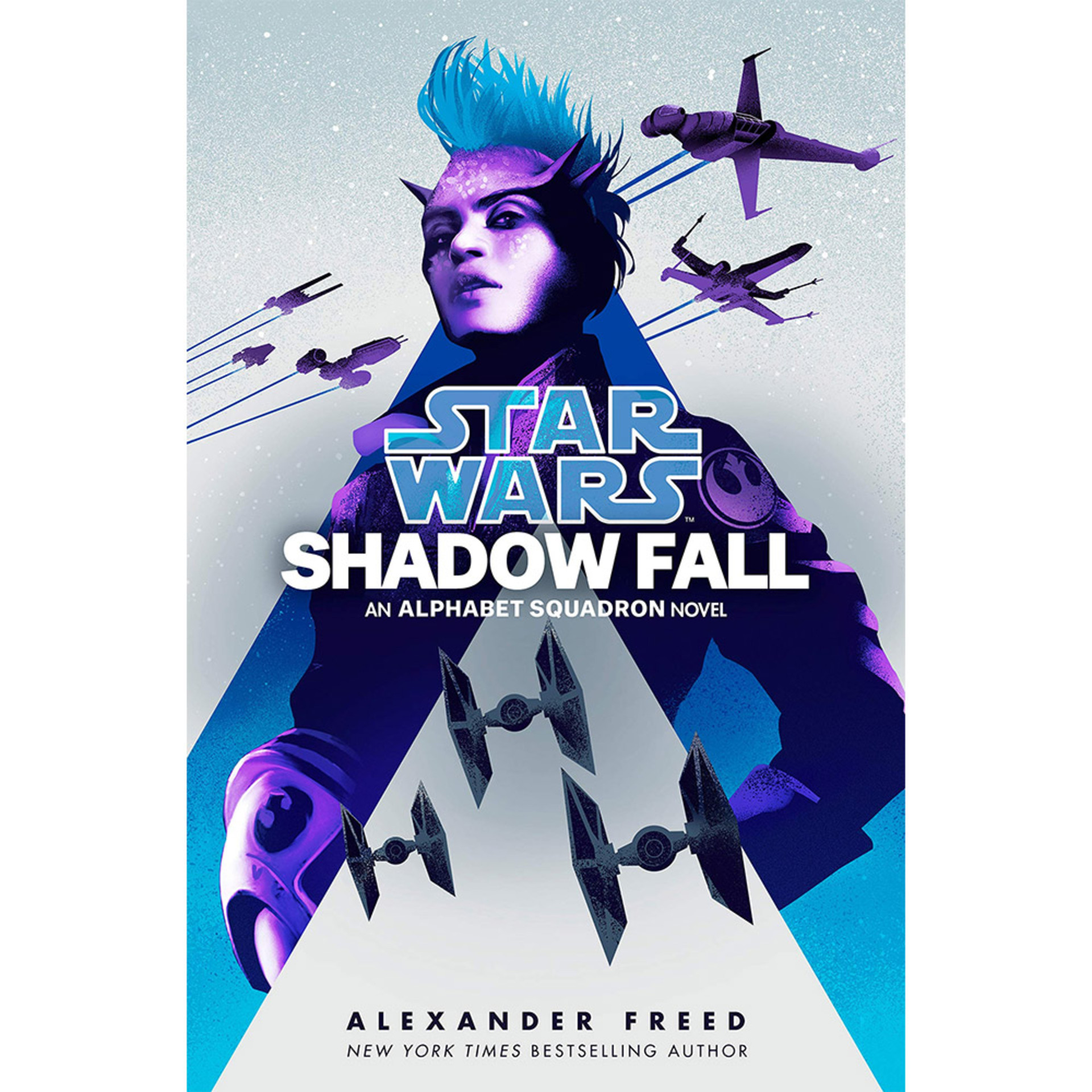 Shadow Fall Star Wars by Alexander Freed