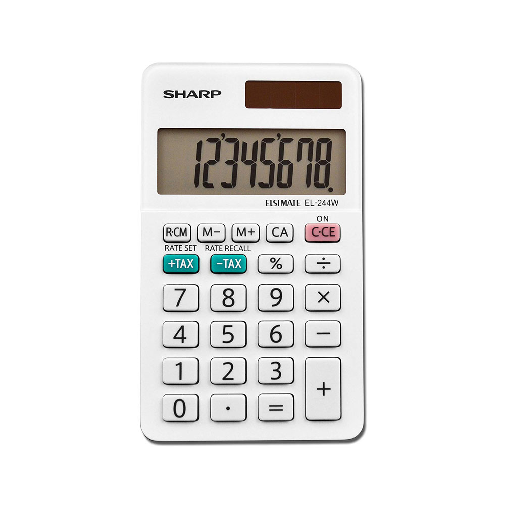 Sharp EL-244WB Calculator