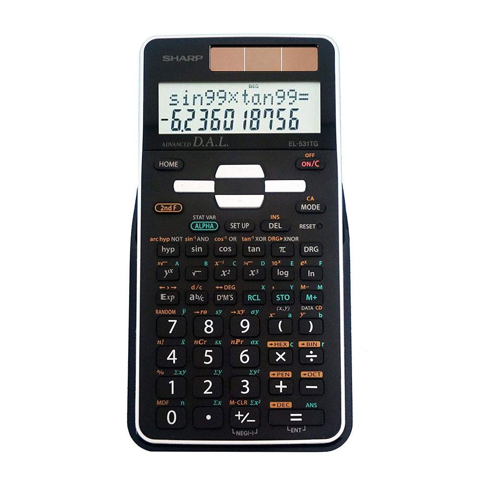 Sharp EL-531TG Scientific Calculator