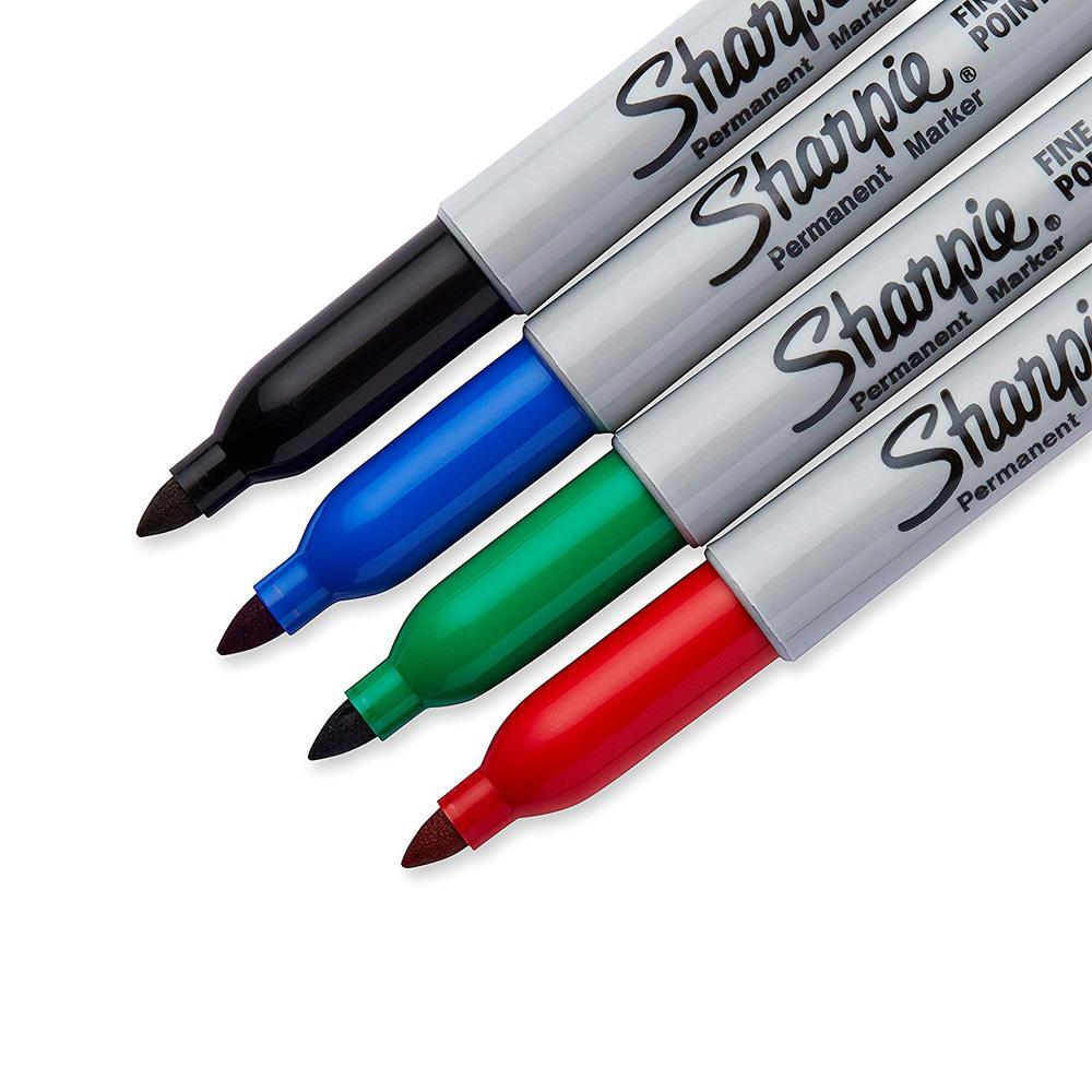 Sharpie Assorted Color Fine-Tip Markers