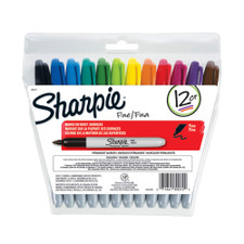 Sharpie Fine Point Markers 12 Count