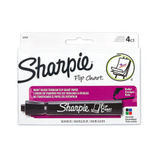 Sharpie Flip Chart Bullet-Tip Markers 4 pack