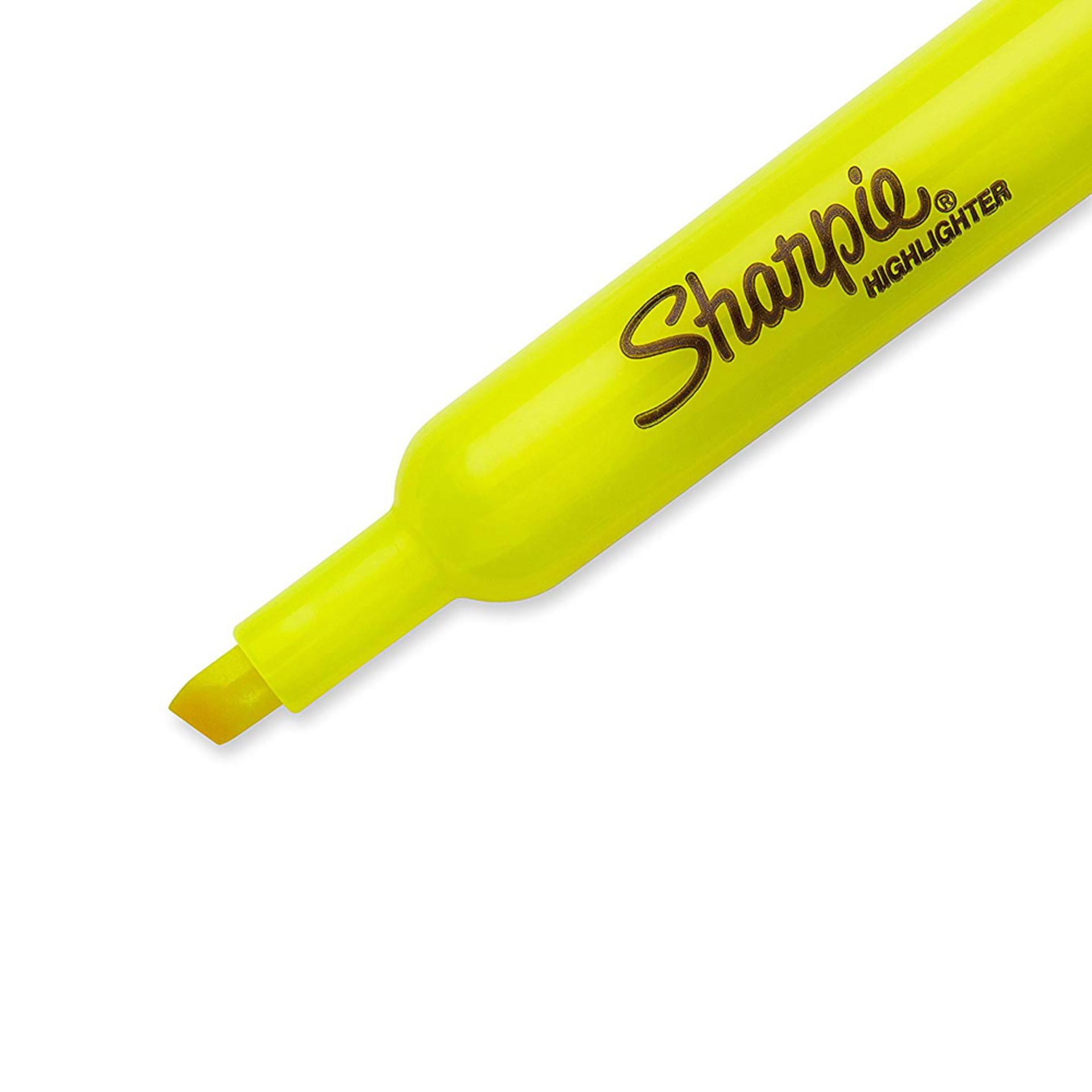 Sharpie Fluorescent Yellow Highlighter