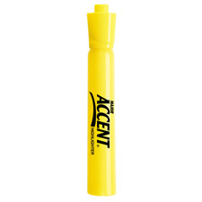 Sharpie Major Accent Original Yellow Highlighter