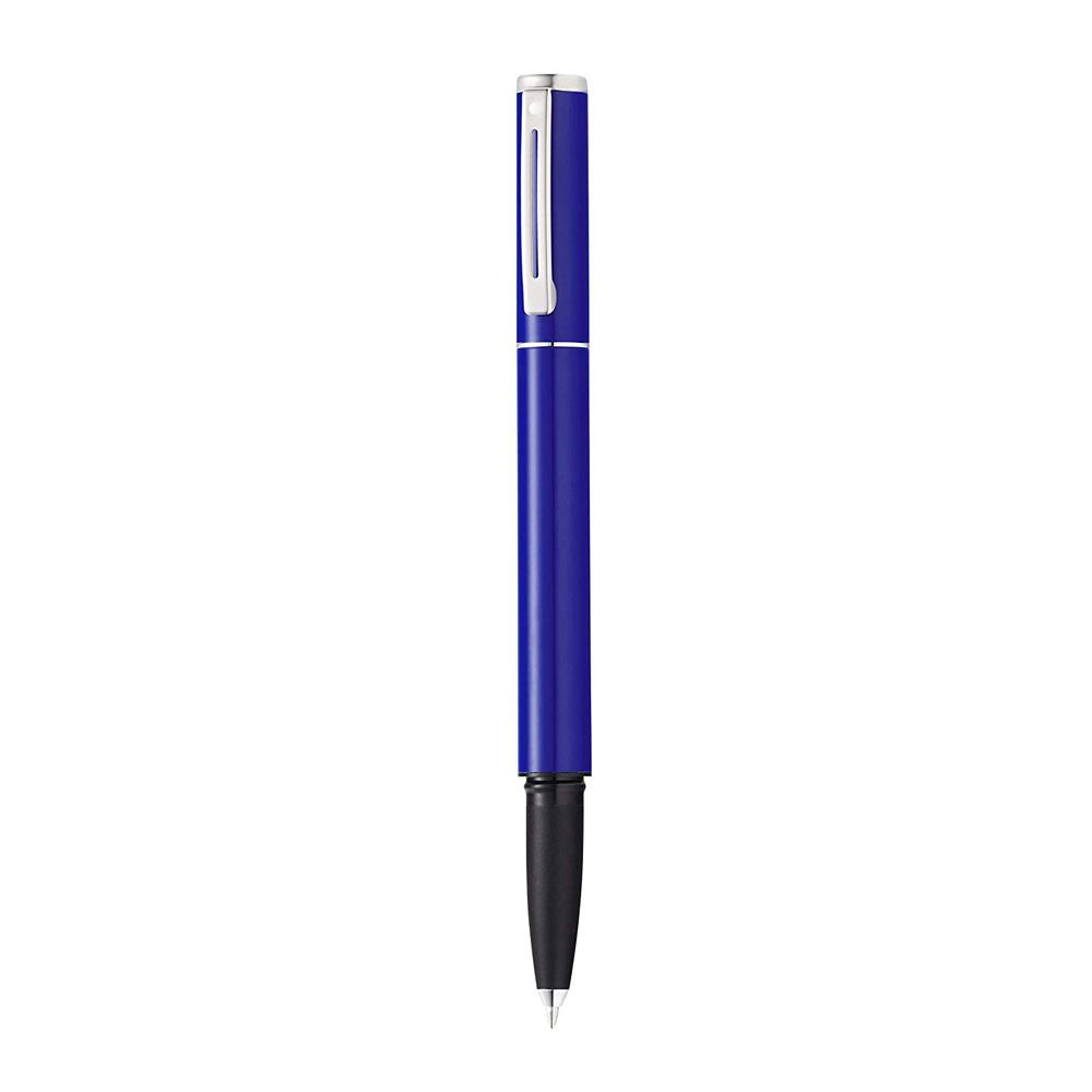 Sheaffer Pop Glossy Blue Rollerball Pen Front