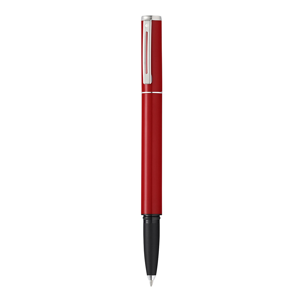 Sheaffer Pop Glossy Red Rollerball Pen Front